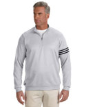 A190 adidas Golf Men's climalite® 3-Stripes Pullover