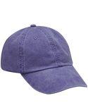 AD969 Adams 6-Panel Low-Profile Washed Pigment-Dyed Cap