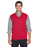 D477 Devon & Jones V-Neck Vest